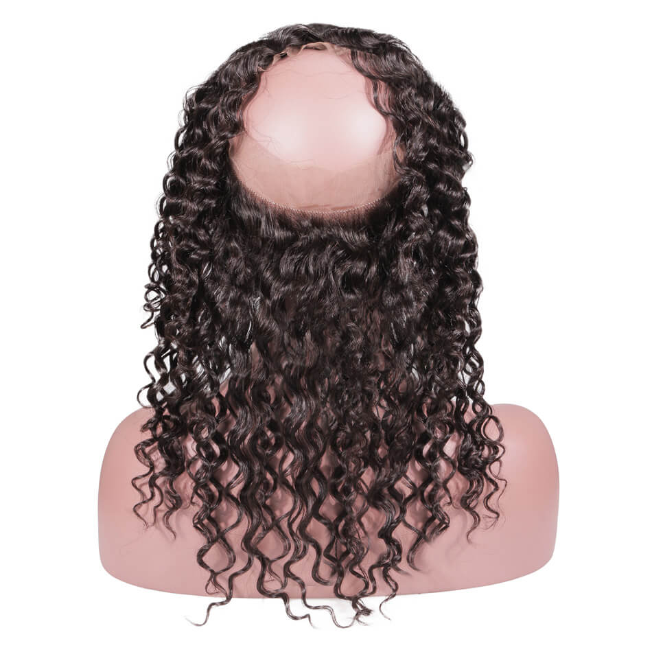 Image of Boudoir Deep Wave 360 Lace Frontal