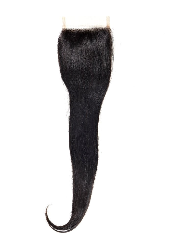Image of Boudoir Natural Straight Lace Closure
