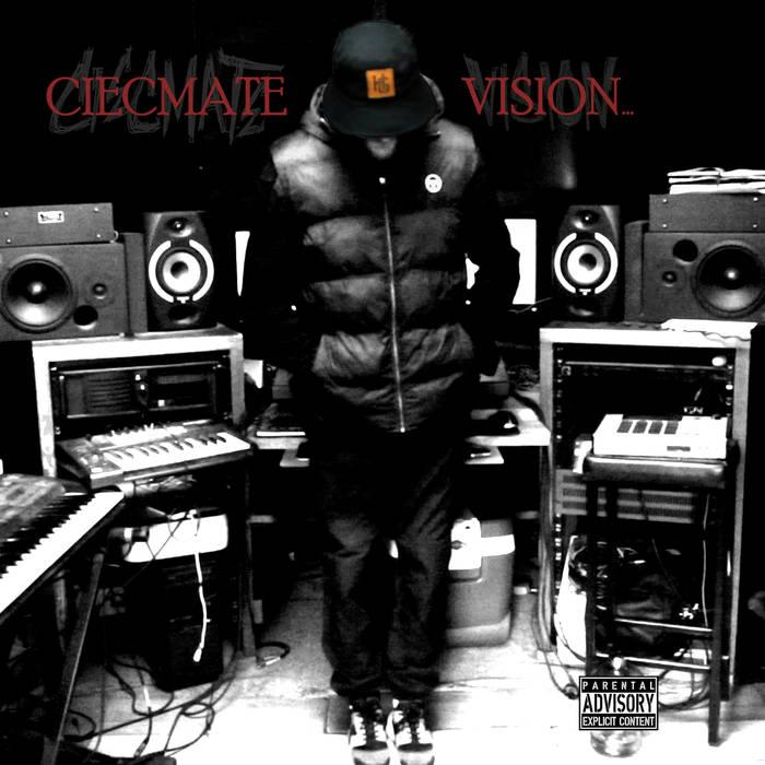 """Image of Ciecmate """"Vision"""" CD"""