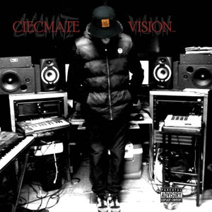 "Image of Ciecmate ""Vision"" CD"