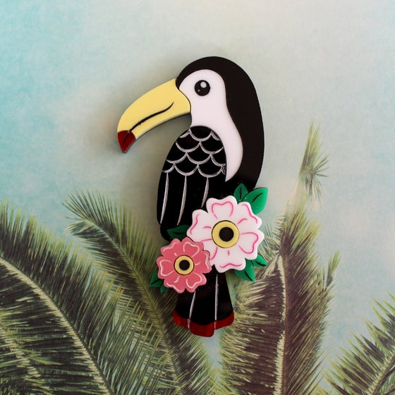 Image of Tango the Toucan - LIMITED