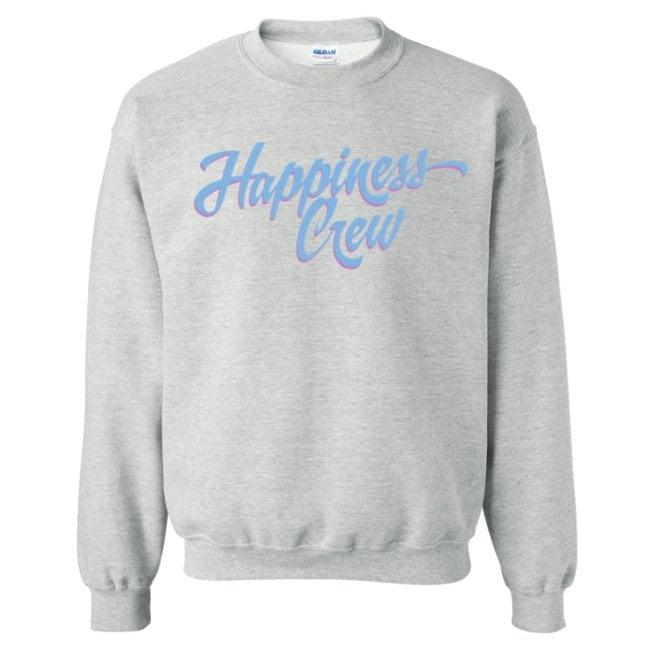 Image of Retro Happiness Crew Sweater