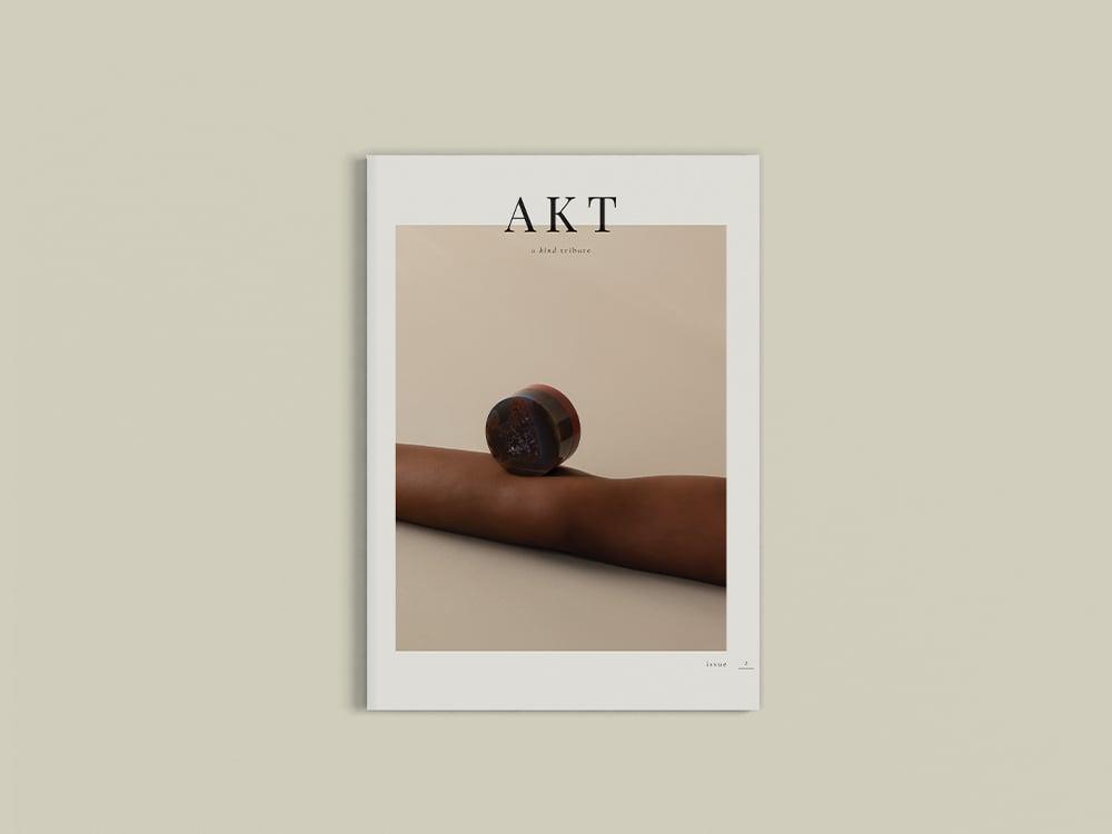Image of Akt Magazine - Issue 2