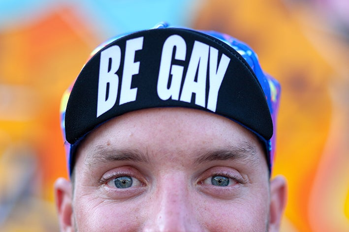 Image of BE GAY CAP