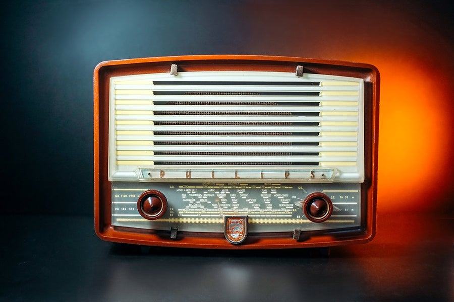 Image of PHILIPS B1F61U (1956) RADIO D'EPOCA BLUETOOTH