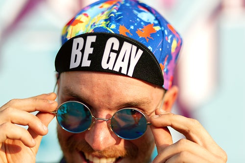 Image of BE GAY CAP