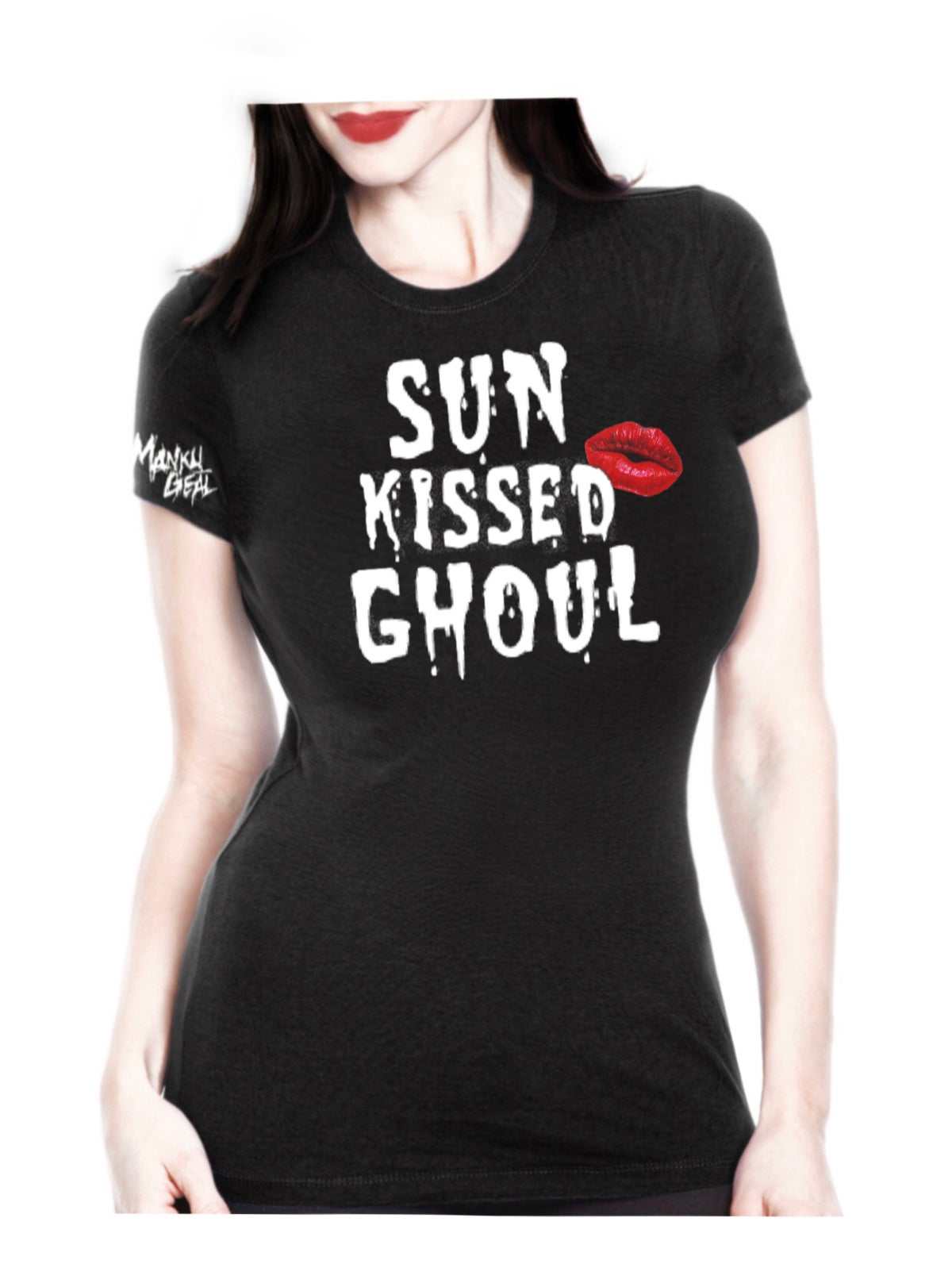 Image of Sun Kissed Ghoul Women's Tee