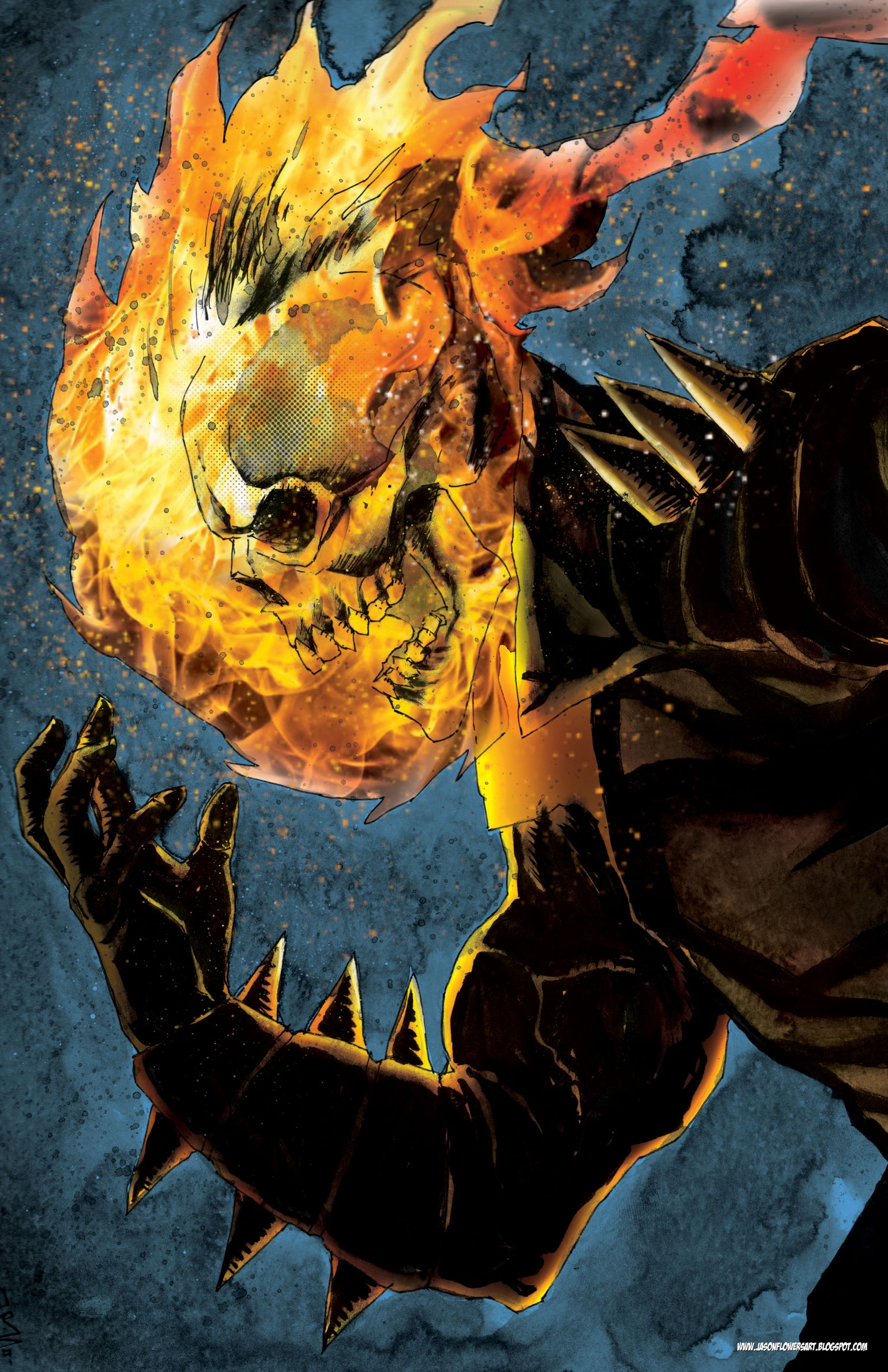 Image of GHOSTRIDER
