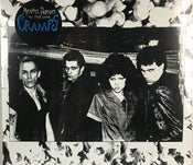 Image of LP. The Cramps : Memphis Poseurs.   YELLOW Vinyl.  Alternate version.