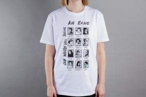 Athena Papadopoulos, <i>MISSING/WANTING/NEEDING YOU T-shirt</i>, 2019