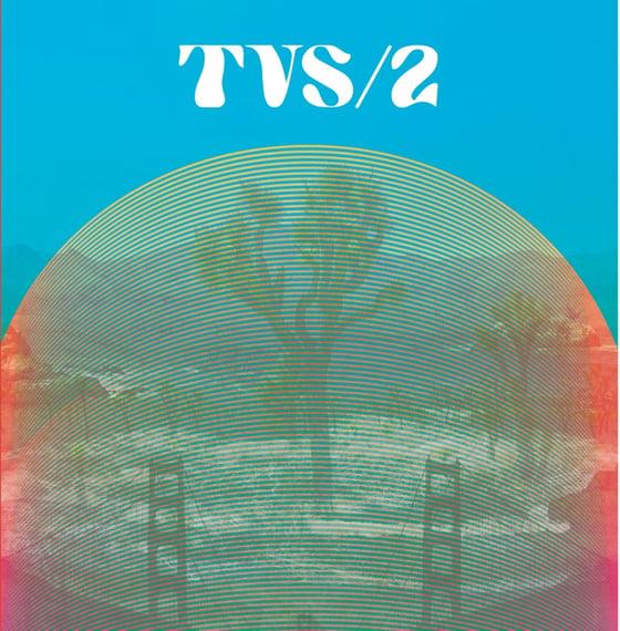 "Image of Trans Van Santos ""TVS 2"" LP"
