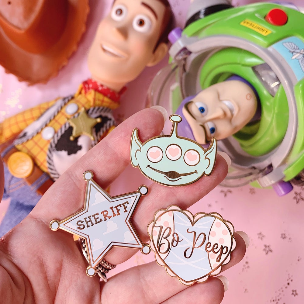 Image of Toy Story Pins