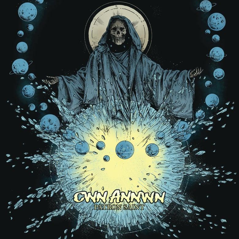 """Image of Cwn Annwn """"Patron Saint"""""""