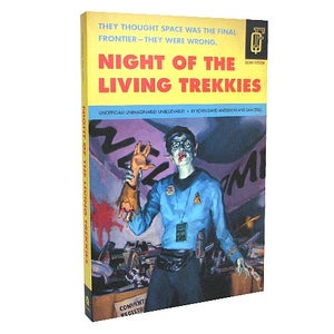 Image of Night of the Living Trekkies Book