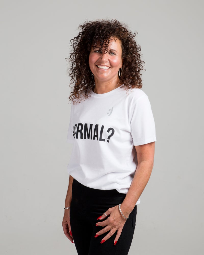 Image of NORMAL? T-Shirt