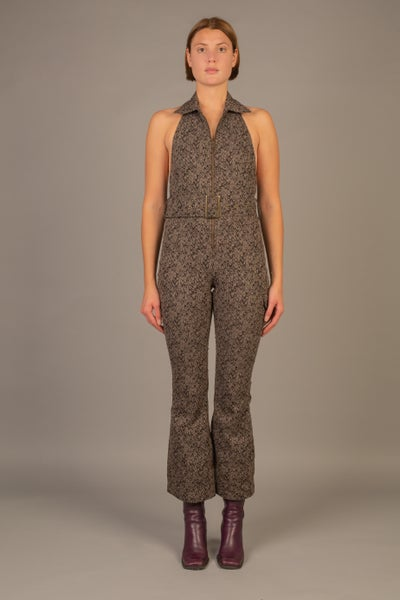 Image of Halter Jumpsuit
