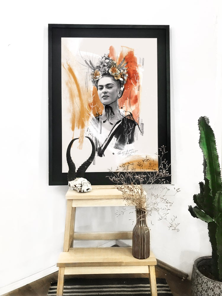 Image of FRIDA 🌹 Serie 2