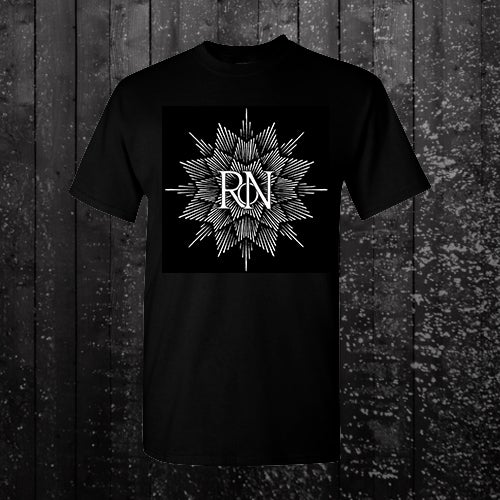 Image of Rebirth of Nefast - 'R-O-N' Logo Shirt