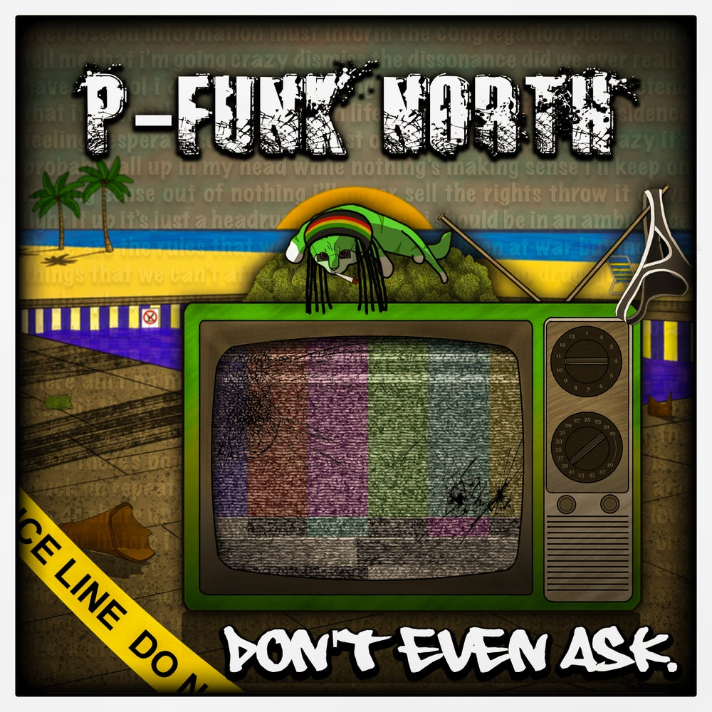 Image of Don't Even Ask (CD)