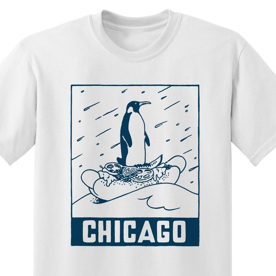 Image of Chicago Penguin Shirt