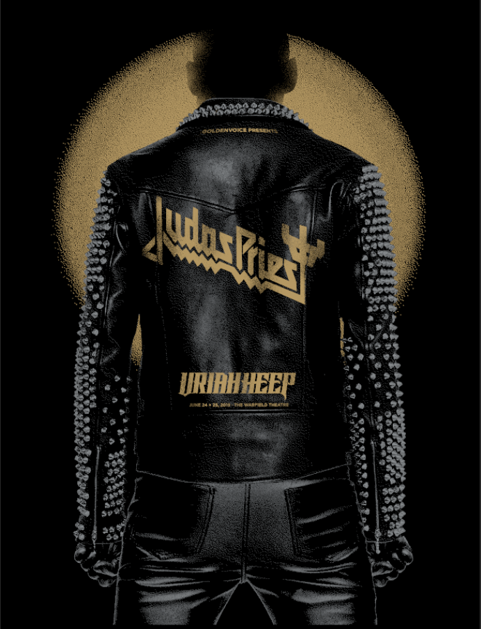 Image of Judas Priest - San Francisco 2019