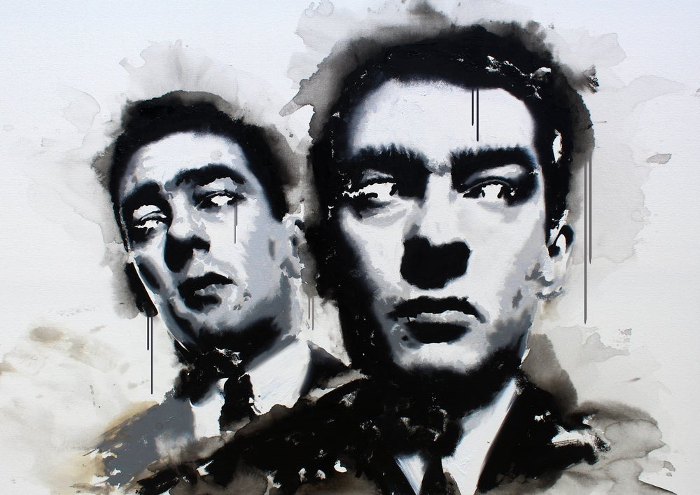 Image of THE KRAYS (Limited Edition Print)