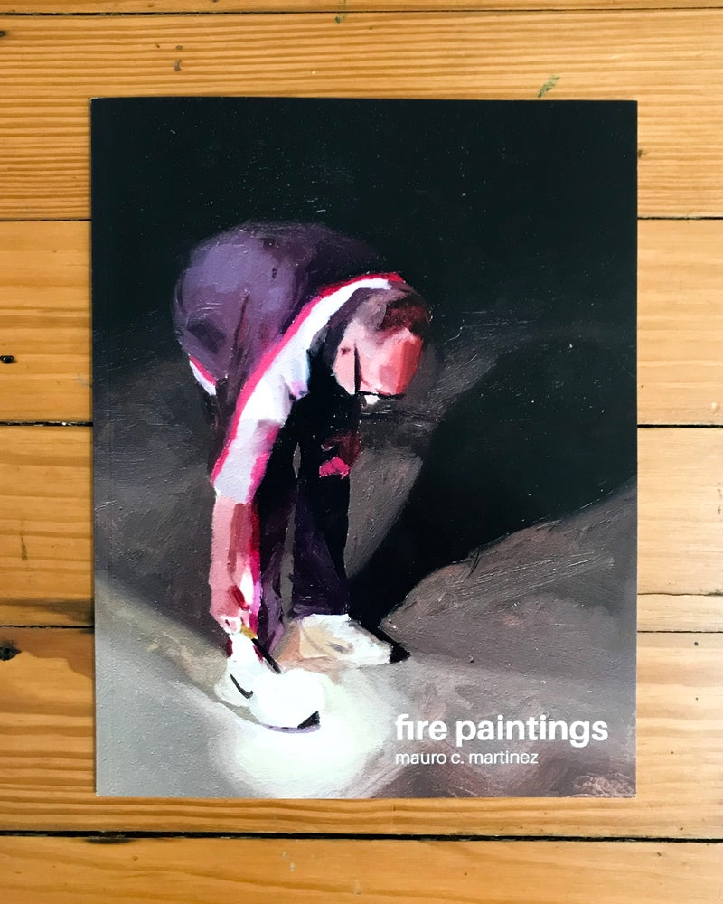 Image of Fire Paintings | Book