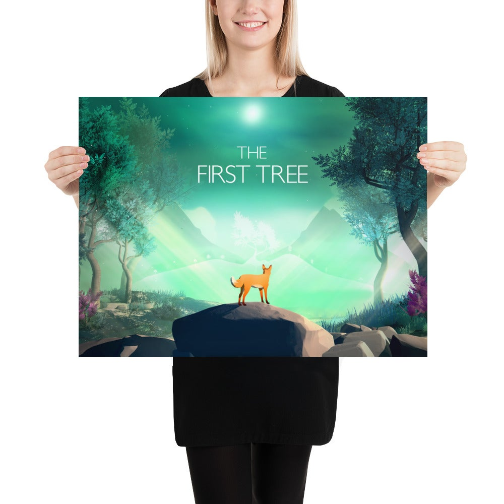Image of The First Tree poster