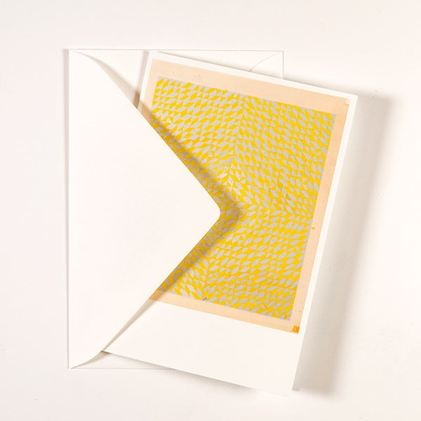 Image of Anni Albers Folded Card #2
