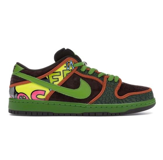 Image of Nike SB Dunk Low - De La Soul - Size 10.5