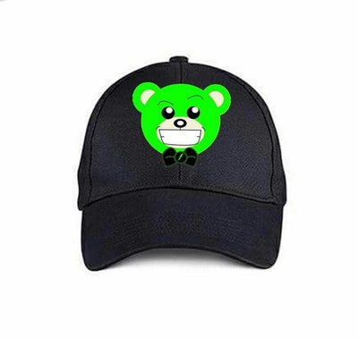 Image of Green Bear Cap