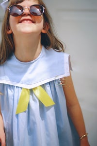 Image of 3T & 4T - The Willa Collar Float Dress