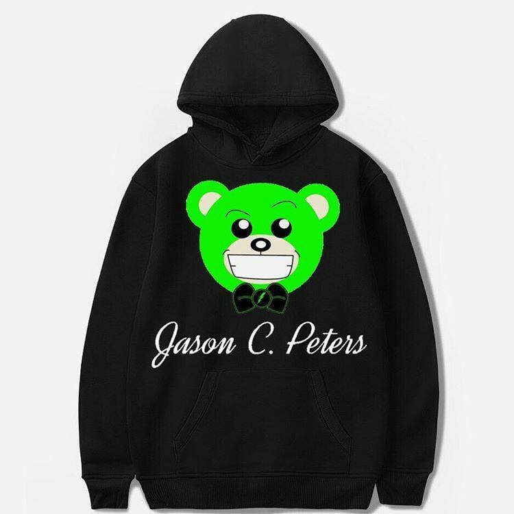 Image of Green Bear Hoodie