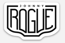 Image of Johnny Rogue Stickers (5 Pack)