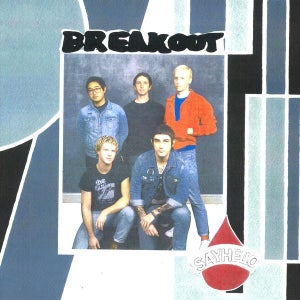 Image of Breakout - Say Hello LP (On-High)