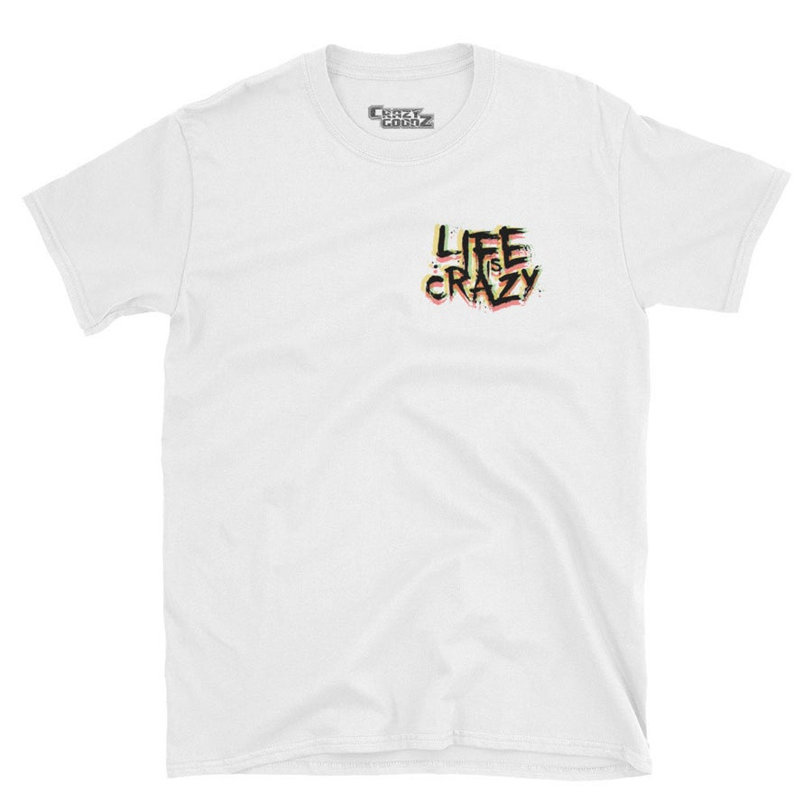 Image of Life is Crazy 3Way Tee