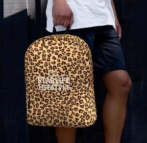 Image of Starlife Cheetah Print Backpack