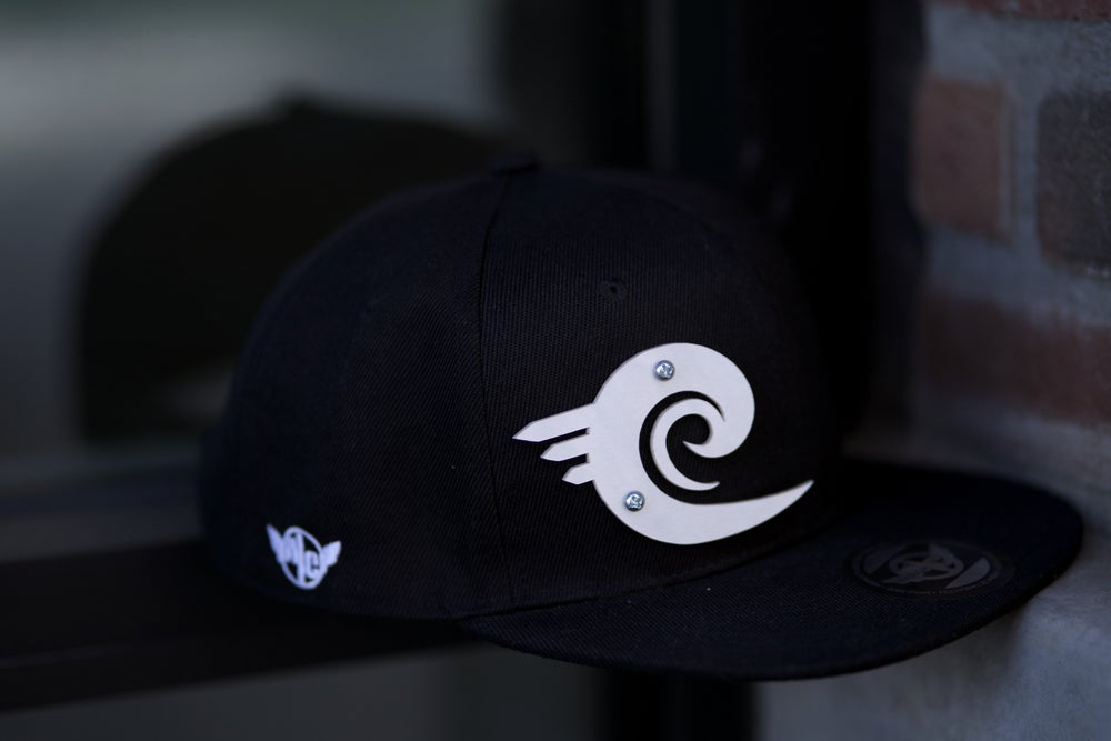 Image of The Corps Dance Crew Snapback Logo Cap (PREORDER)