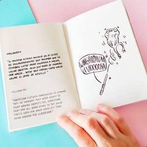 Image of Harry Potter Fanzine - Inktober