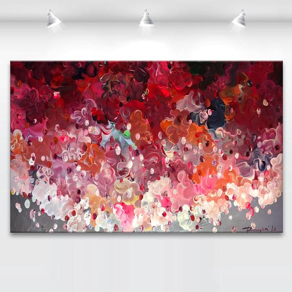 Image of Very berry - 120x76cm