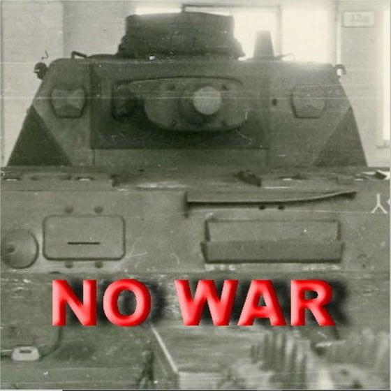 Image of NO WAR