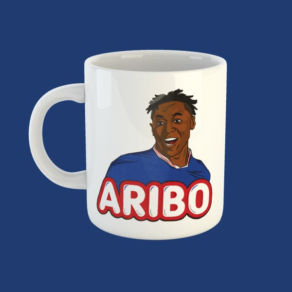 Image of Joe Aribo mug