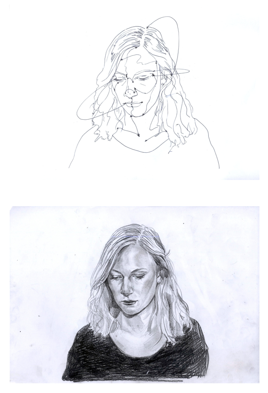Image of Portrait DRAWING COMMISSION