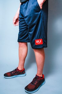 Image of SPLX Navy Basketball Shorts