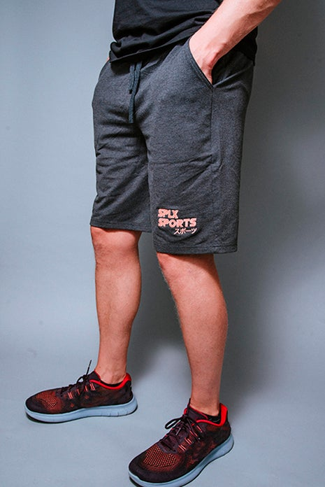 Image of SPLX Charcoal Terry Shorts
