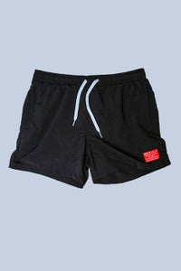 Image of SPLX Black Swimming Shorts