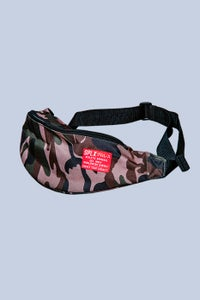 Image of SPLX Camo Bum Bag/Fanny Pack