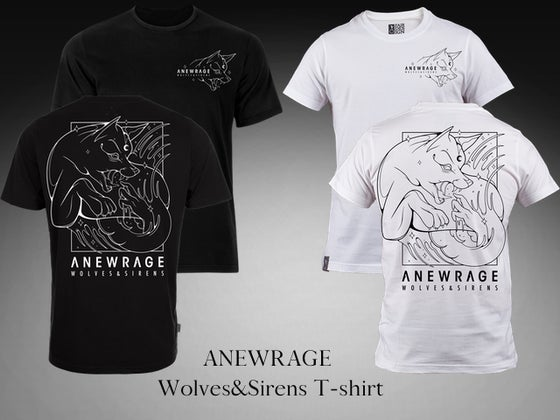 Image of Wolves & Sirens (Black/White)