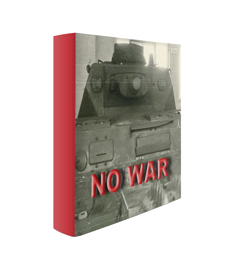 Image of NO WAR