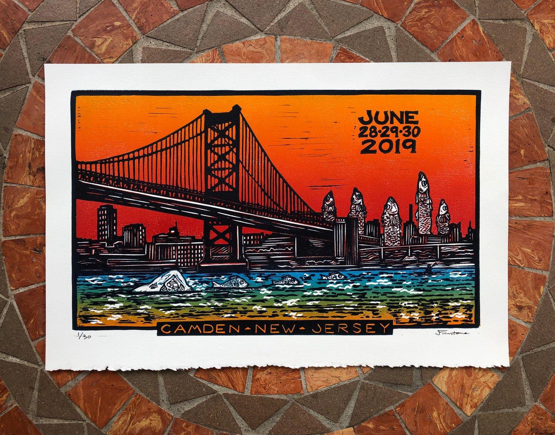 Image of Camden prints